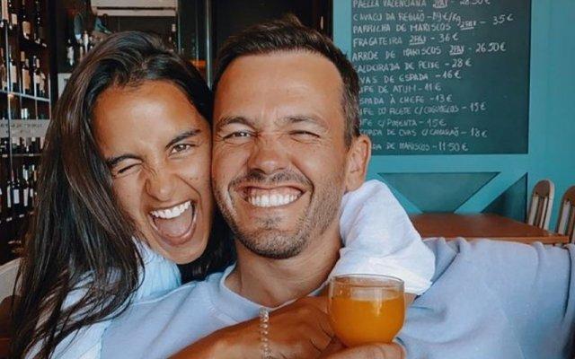 Sara Matos e Pedro Teixeira vão ser pais. O ator falou pela primeira vez sobre o assunto
