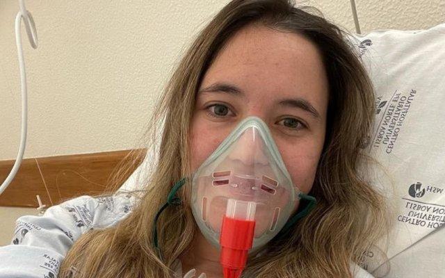 Constança Braddell sofre de fibrose quística e, num grito de desespero de desespero, pediu ajuda ao país para ter acesso a um medicamento que a ajuda a melhor a sua qualidade de vida