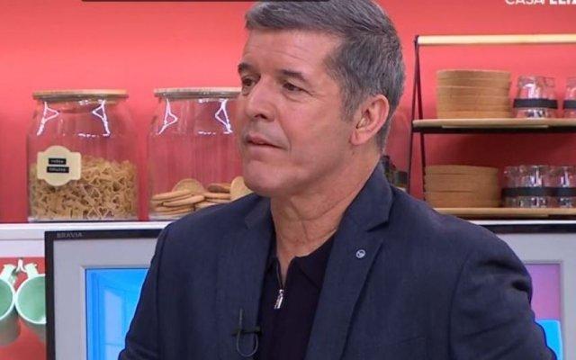 """João Baião não se coibiu de mandar uma boca ao novo programa de Cristina Ferreira """"Cristina ComVida"""""""