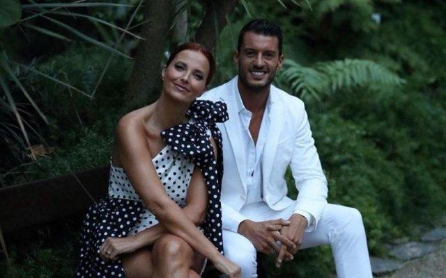 Ruben Rua e Cristina Ferreira