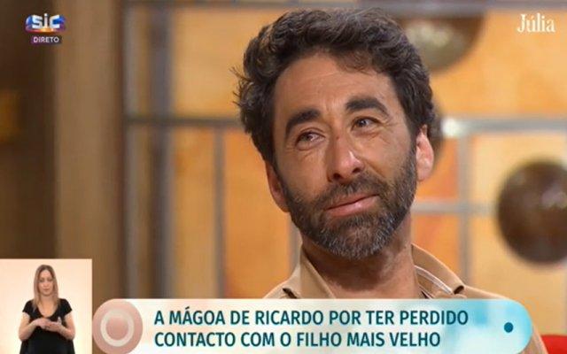 Ricardo Bernardes, filho mais velho, SIC, Júlia Pinheiro, Quer Quer Namorar com o Agricultor