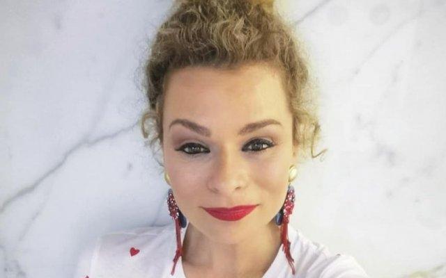 Rita Mendes está grávida pela terceira vez