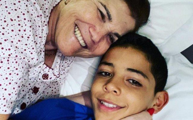 Dolores Aveiro e Cristianinho