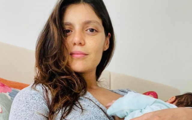 Andreia Rodrigues, SIC, segunda filha, cesariana, nascimento, Daniel Oliveira