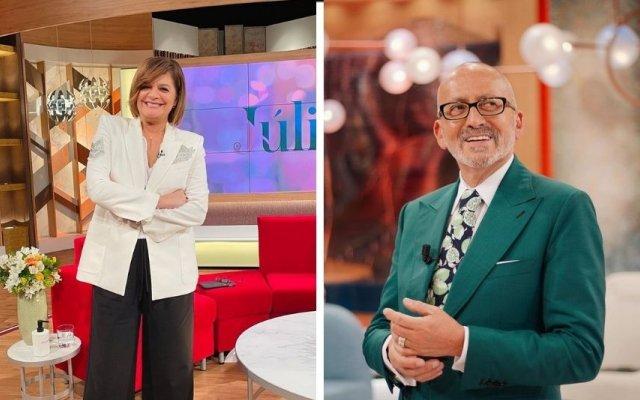 Júlia Pinheiro, SIC, TVI, Manuel Luís Goucha, presente, marca de luxo