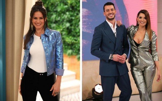 Cláudia Vieira mostra-se crítica em relação ao desempenho  da dupla Ruben Rua e Maria Cerqueira Gomes da TVI