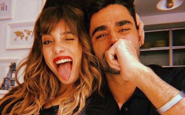 Filipa Nascimento e Duarte Gomes