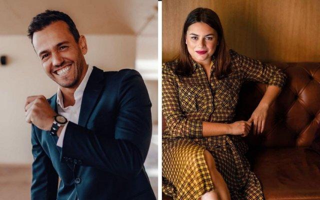 Pedro Teixeira, Ana Guiomar, TVI, Festa é Festa, par romântico