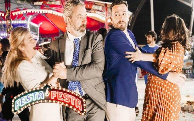 Festa é Festa, TVI, Cristina Ferreira, estreia, SIC, audiências