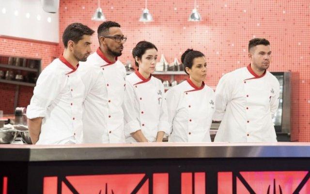 """Lucas Fernandes, Diogo Filipe e António Pedro conheceram-se em """"Hell's Kitchen"""""""