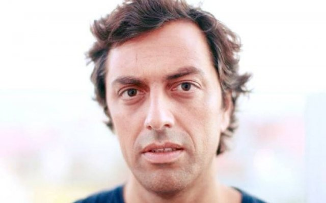 O jornalista da SIC Miguel Ribeiro