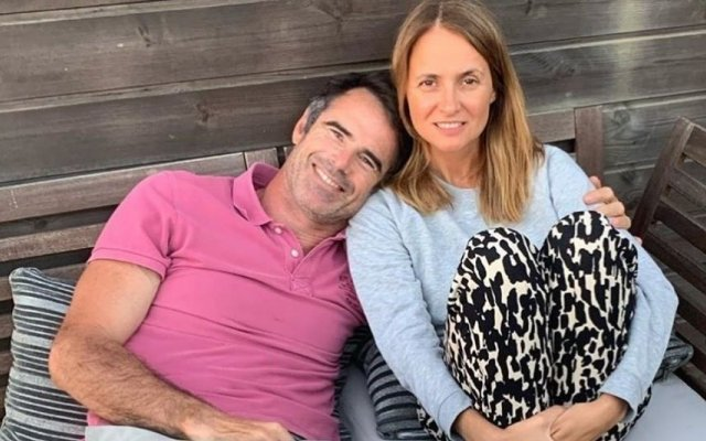 Anna Westerlund e Pedro Lima apaixonaram-se pelo eco-resort em 2014