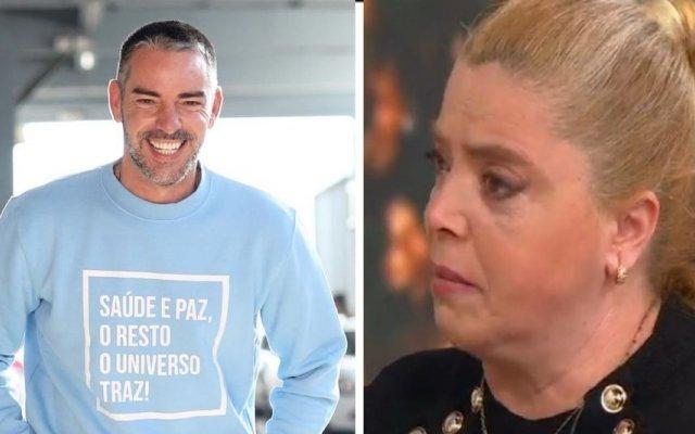Cláudio Ramos, Sónia Jesus, Big Brother, Dois às 10, TVI, Maria Botelho Moniz