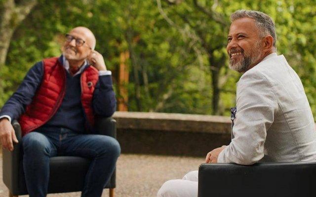 Hélder Reis, Manuel Luís Goucha, TVI, Conta-me, morte da mãe