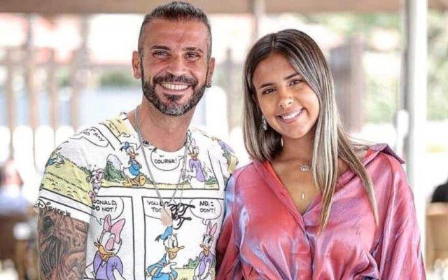 Joana Albuquerque e Bruno Savate terminaram novamente a relação