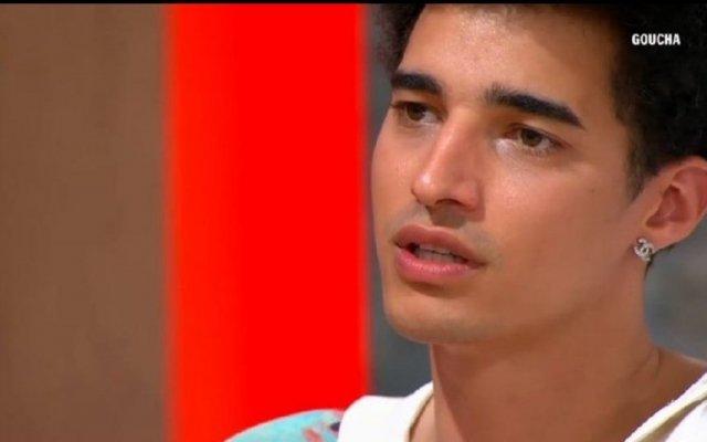 Luís Borges foi entrevistado por Manuel Luís Goucha para o vespertino da TVI