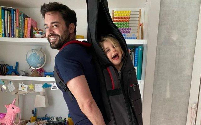 Pedro Carvalho quer ser pai antes dos 40 anos