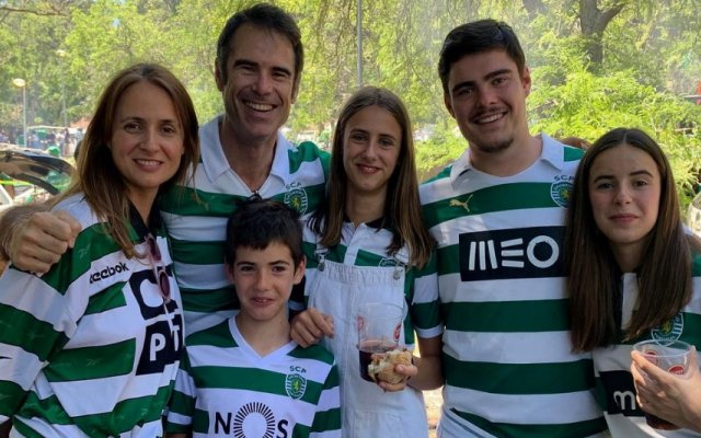 Pedro Lima, Sporting, vitória, Anna Westerlund