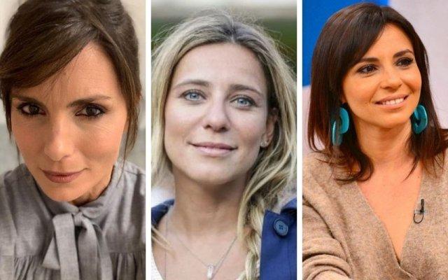 Joana Seixas, Joana Solnado e Teresa Tavares