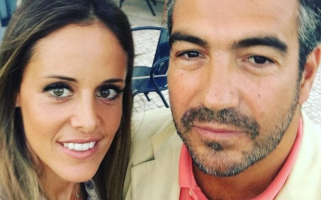 Alexandre Esteves de Oliveira separou-se de Mariana Patrocínio ao fim de dez anos de casamento