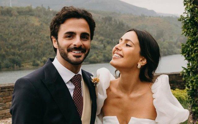 Anita da Costa, Angélico Viera, casamento, Douro, fotos