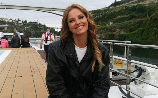 Cristina Ferreira partilhou várias imagens do seu fim de semana num cruzeiro no Douro