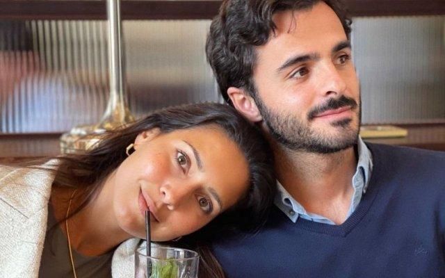 Anita da Costa e Tomás Castanheira casaram no Douro no passado dia 16 de maio