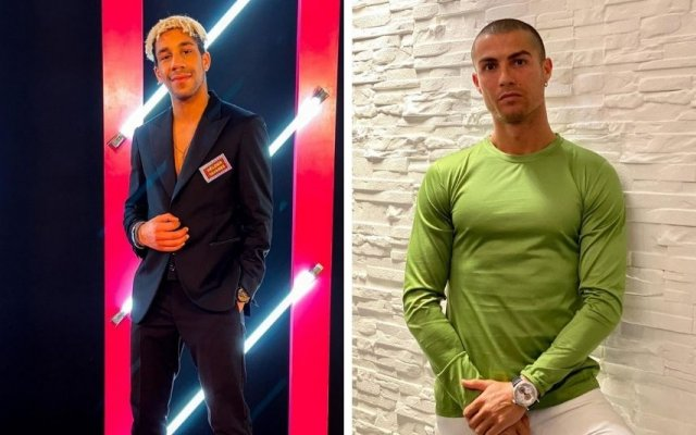 Cristiano Ronaldo, Hélder Tavares, apartamento de luxo, locutor