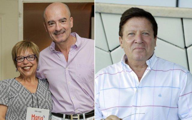 Marido de Maria Vieira fala sobre zanga da atriz e Herman José