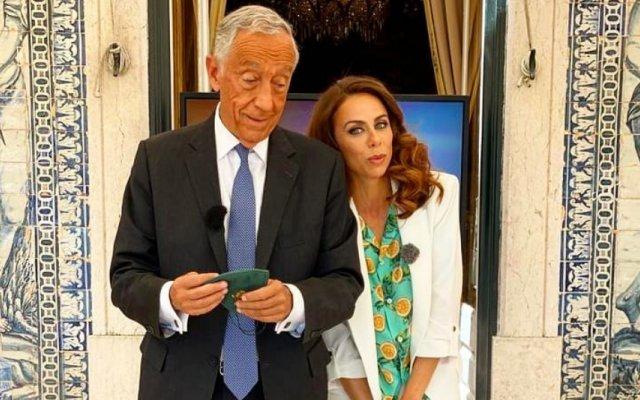Filomena Cautela muito elogiada na estreia de novo programa