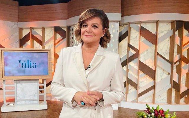 Júlia Pinheiro, SIC, cozinha, dançar, apresentadora, Júlia, redes sociais