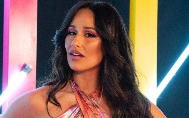 Rita Pereira, Porto Santo, Madeira, aeroporto, TVI, atriz, redes sociais