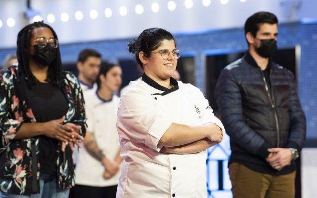 """Na final de """"Hell's Kitchen"""", Ljubomir Stanisic escolheu Francisca Dias para ser a grande vencedora do programa da SIC, ficando à frente de Lucas Fernandes"""