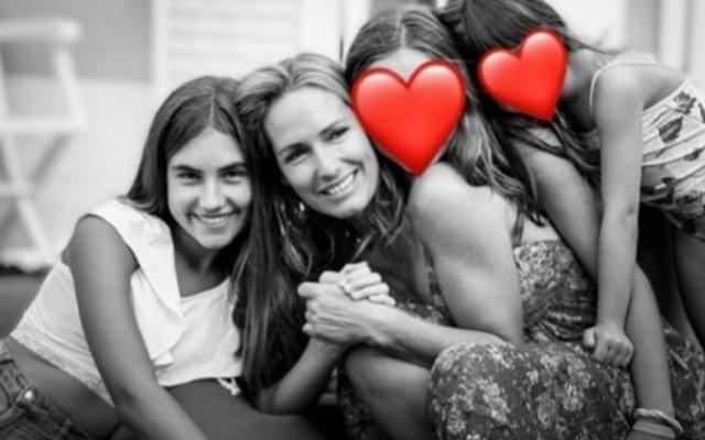 Fernanda Serrano, filha, aniversário, TVI, data especial, Maria Luísa