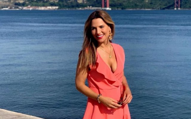 Ana Rita Clara, TVI
