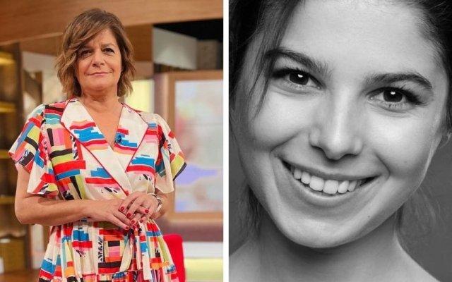 Júlia Pinheiro, casamento, filha, reação, redes sociais, SIC