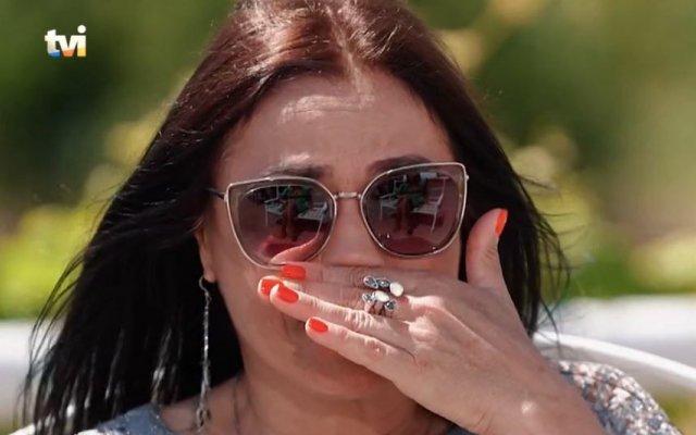 Rosinha, Conta-me, TVI, Maria Cerqueira Gomes, pai, morte, doença