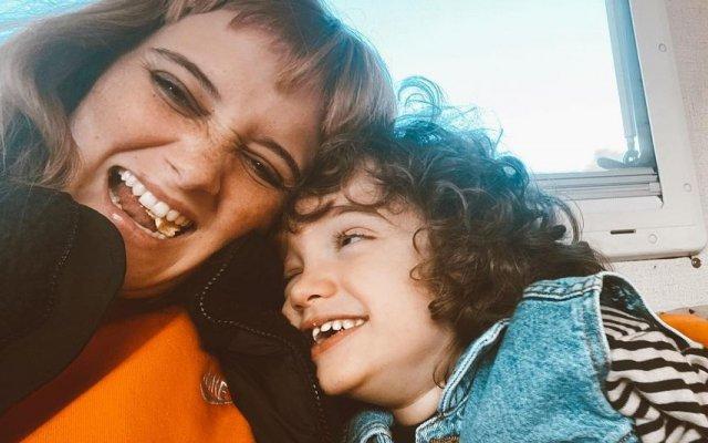 Carolina Deslandes, autismo, filho, Santiago, vídeo, redes sociais