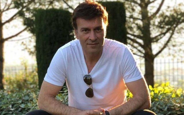O cantor Tony Carreira já recebeu alta hospitalar