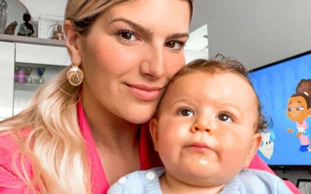 Cristiana Jesus, mãe, bebé Guilherme, Cláudio Alegre, Casa dos Segredos, TVI