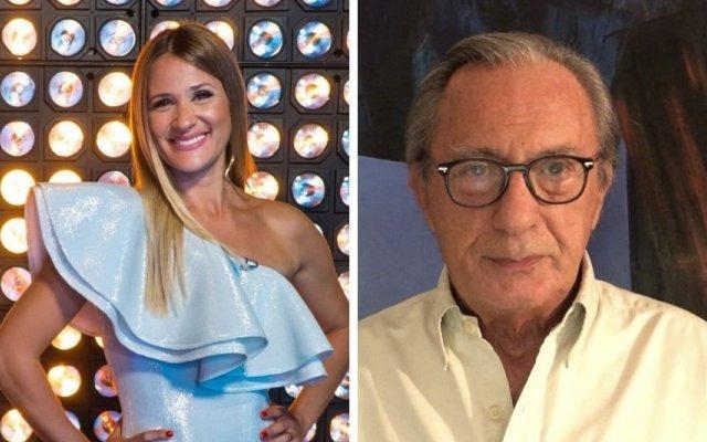 Carlos Cruz, Sílvia Alberto, Got Talent Portugal, farpas, Cristina Ferreira, Carlos Cruz