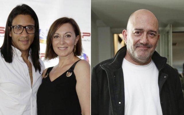 """Viúvo de Maria João Abreu diz que José Raposo é como """"um irmão mais velho"""""""