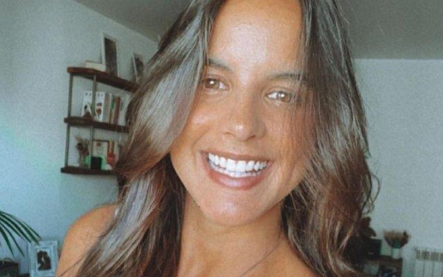 Sara Matos, de 31 anos, está a aproveitar da melhor forma a gravidez