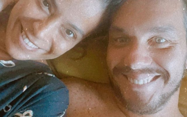 Rúben Vieira partilhou uma imagem insólita de Rita Ferro Rodrigues
