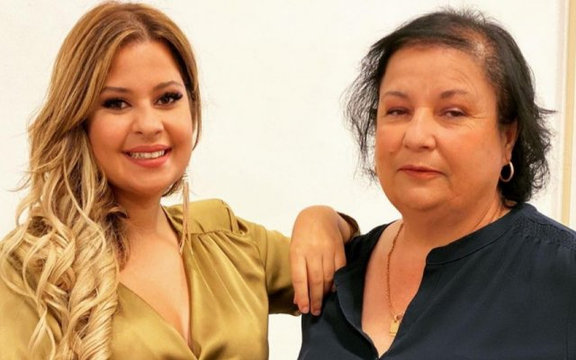 Sandrina Pratas, mãe, Maria Isabel, saúde capilar, problema, pedido de ajuda, TVI, Big Brother