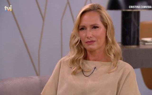 Fernanda Serrano, divórcio, filhos, Pedro Miguel Ramos, Cristina Ferreira, TVI