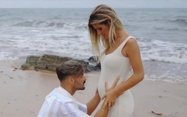 Rui Pedro e Jéssica Antunes vão ser pais pela primeira vez