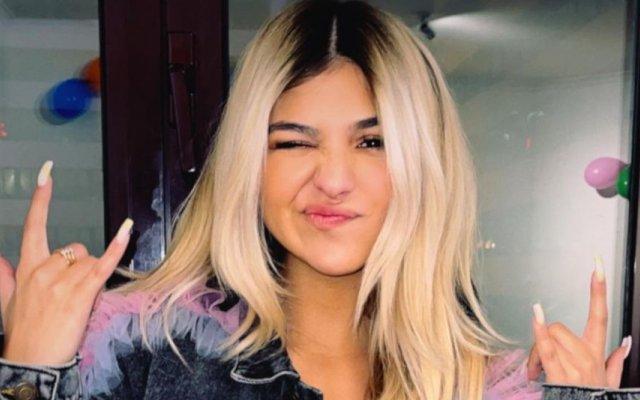 Bárbara Bandeira, novo look, visual, transformação de imagem, loiro, cabelo, redes sociais