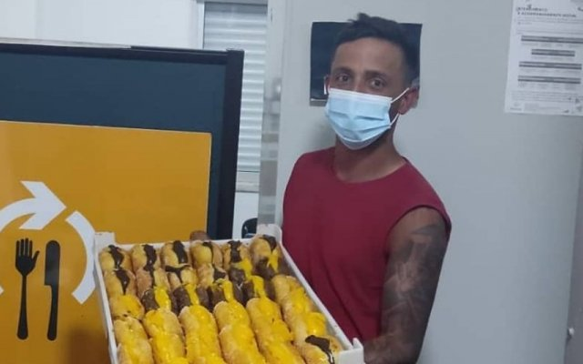 """Tiago Santos de """"Quem Quer Namorar com o Agricultor?"""""""