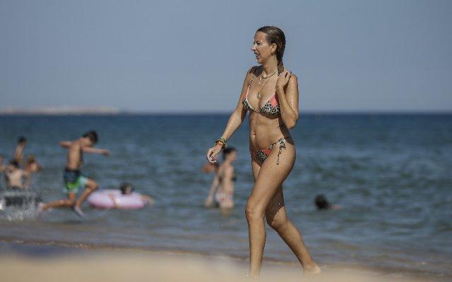 Pipoca Mais Doce esteve de férias no Algarve com os filhos